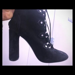Casadei ankle booties size 39